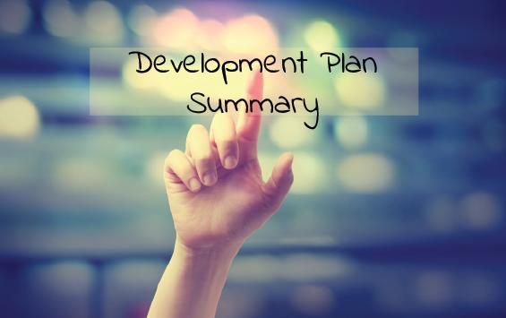 Development Plan Summary