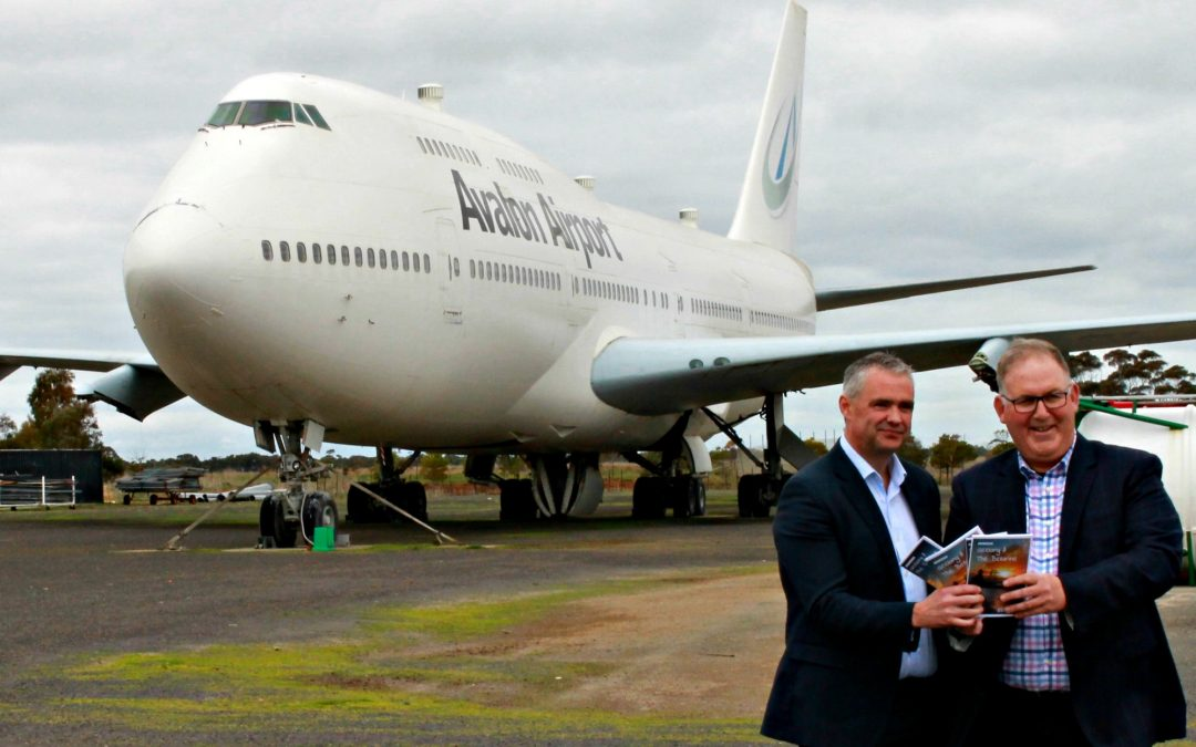 Avalon Airport Platinum Partnership Takes Flight