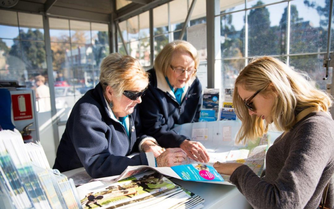 We're Hiring: Visitor Services Coordinator | Tourism Geelong and The  Bellarine