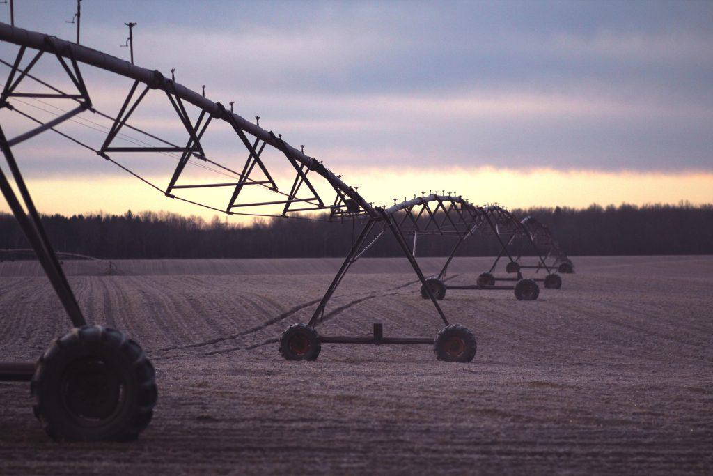 Equipment for harvesting
