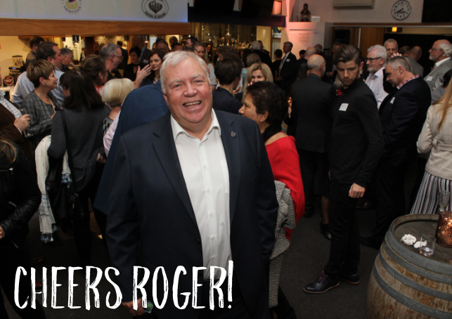Over and Out, Roger Grant!