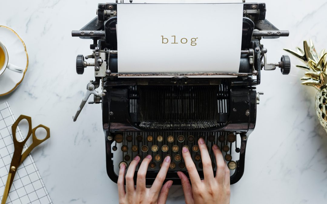 A blog about a blog… So what is a blog?