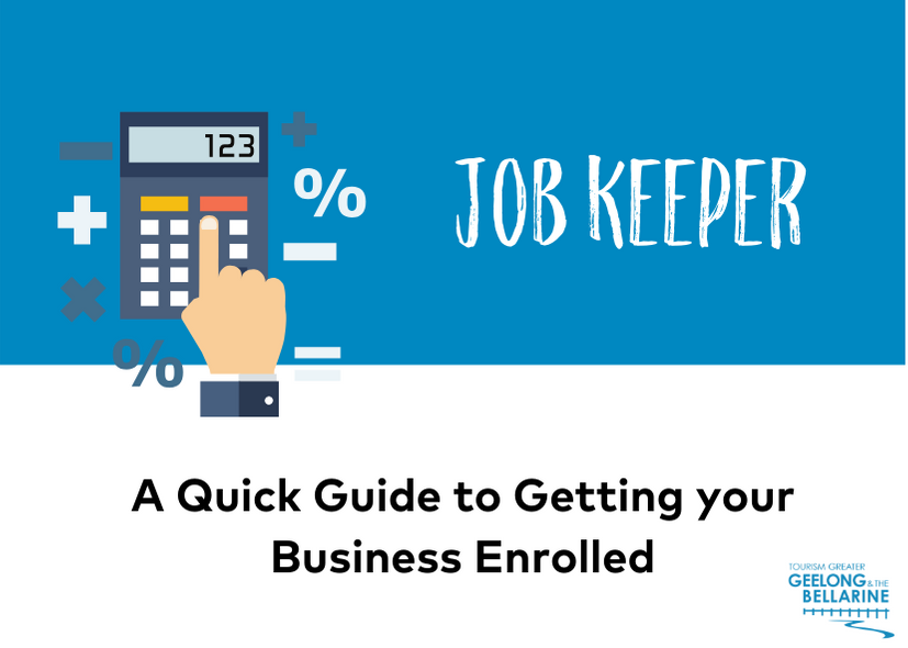 JobKeeper Program, A Quick Guide to Getting your Business Enrolled