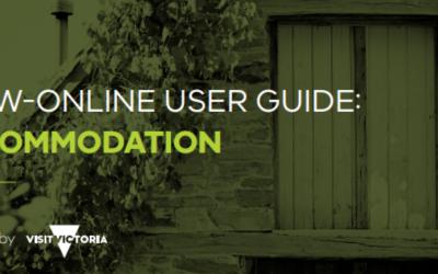 Australian Tourism Data Warehouse (ATDW) New User Guides