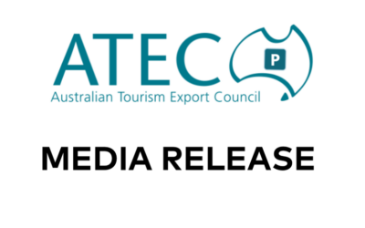 Australian Tourism Export Council – Media Release