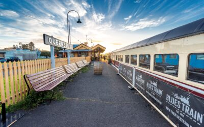 Team Tourism News: Update from The Blues Train's Founder, Hugo T Armstrong