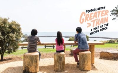 Marketing Geelong and The Bellarine with Greater Than >