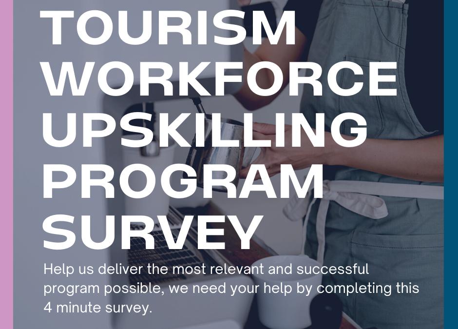 Tourism Workforce Upskilling Program
